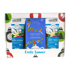 Lavera  + English Tea Shop Limited Edition Exotic Summer Gift Pack