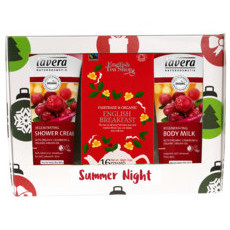 Lavera  + English Tea Shop Limited Edition Summer Night Gift Pack