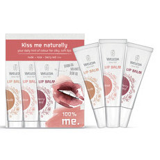 Weleda Kiss Me Naturally Lip Balm Gift Pack