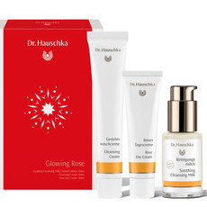 Dr. Hauschka Glowing Rose Face Gift Pack