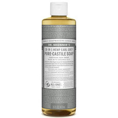 Dr Bronner's Pure-Castile Liquid Soap - LIMITED EDITION - Earl Grey