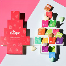 Ethique 12 Days of Christmas Calendar - Limited Edition Minis