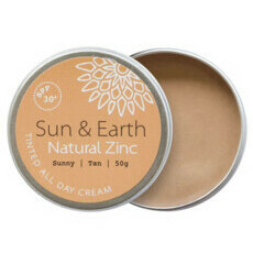 Sun & Earth Natural Sun Zinc
