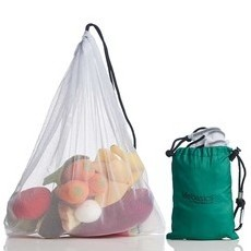Life Basics Produce Bags - Large 8 pack