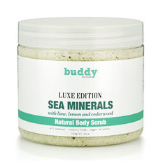 Buddy Scrub Luxe Body Scrub - Sea Minerals