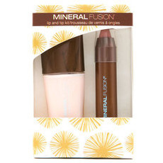 Mineral Fusion Lip & Tip Kit - Pure