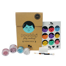 No Nasties - Nerissa Turquoise Makeup Goody Pack