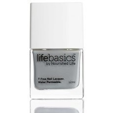 Life Basics Breathable Nail Polish - Greycious