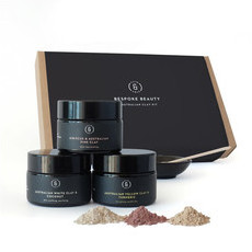 Caim & Able Clay Mask Trio Gift Set