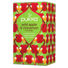 Pukka Tea - Wild Apple and Cinnamon