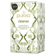 Pukka Herbs Cleanse Tea