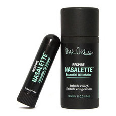 Black Chicken Remedies Nasalette™ Essential Oil Inhaler - Respire