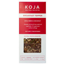 KOJA Chia Seed & Coconut Breakfast Topper