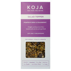KOJA Pumpkin Seed & Cranberry Salad Topper