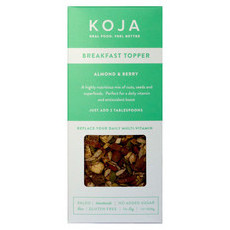 KOJA Almond & Berry Breakfast Topper