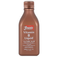 Grants Liquid B Supplement
