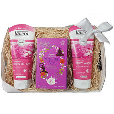 Lavera + English Tea Shop Pampering Pack