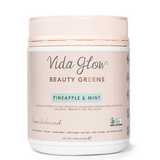 Vida Glow Beauty Greens - Pineapple & Mint