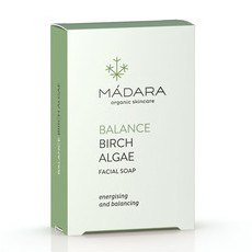 Madara Balance Birch & Algae Facial Soap