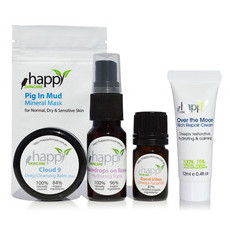 Happy Skin Super-Sized Sample Pack - Normal, Dry & Sensitive