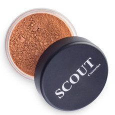 SCOUT Cosmetics Mineral Bronzer - Winter