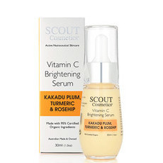 SCOUT Cosmetics Vitamin C Brightening Serum