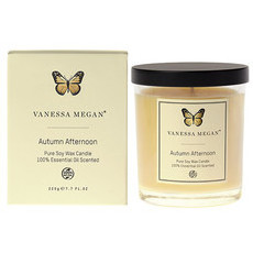 Vanessa Megan Soy Wax Candle - Autumn Afternoon