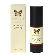 Vanessa Megan Rose & Chamomile Hydrating Face Cream