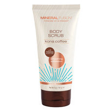 Mineral Fusion Body Scrub - Kona Coffee