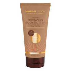 Mineral Fusion Instant Bronzing Body Butter - Light / Medium