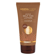 Mineral Fusion Gradual Self Tan Lotion - Light / Medium