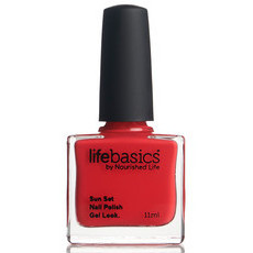 Life Basics Vegan Nail Polish - Watermelon Daquiri