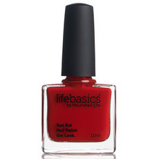 Life Basics Vegan Nail Polish - Candy Apple