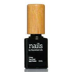 Life Basics Vegan Gel Look Nail Polish - Top Coat