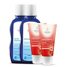 Weleda Pomegranate Firming Set for Anti-Ageing
