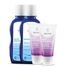Weleda Iris Hydrating Set for Normal & Dry Skin