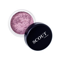 SCOUT Cosmetics Pure Colour Mineral Eye Shadow - Lilac Wine