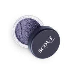 SCOUT Cosmetics Pure Colour Mineral Eye Shadow - Fade to Grey