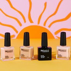 Life Basics Sun Set Gel 4 Pack - Neutrals