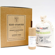 That Red House Organic Soapberries Kick-Starter Duo Pack