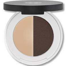 Lily Lolo Eyebrow Duo - Dark