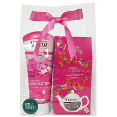 Lavera + English Tea Shop Gift Set - Pampering Pack