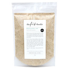 The Fit Foodie Protein Ball Mix - Vanilla & Coconut