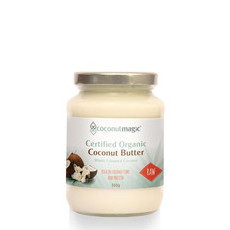Coconut Magic Organic Coconut Butter