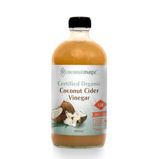 Coconut Magic Organic Coconut Cider Vinegar