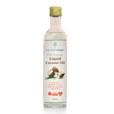 Coconut Magic Liquid Coconut Oil