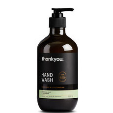 Thankyou Hand Wash - Botanical Lime & Coriander