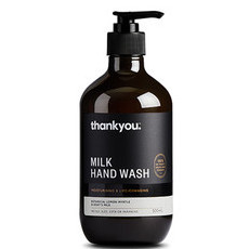 Thankyou Hand Wash - Botanical Lemon Myrtle & Goat's Milk