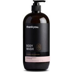 Thankyou Body Wash - Botanical Geranium & Rosewood