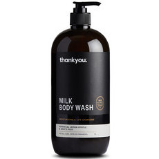Thankyou Milk Body Wash - Botanical Lemon Myrtle & Goat's Milk